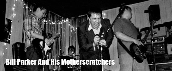 Bill Parker and His Motherscratchers