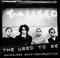 The Used To Be - Shameless Self Promotion
